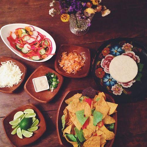Soirée tacos | À la mode Montréal