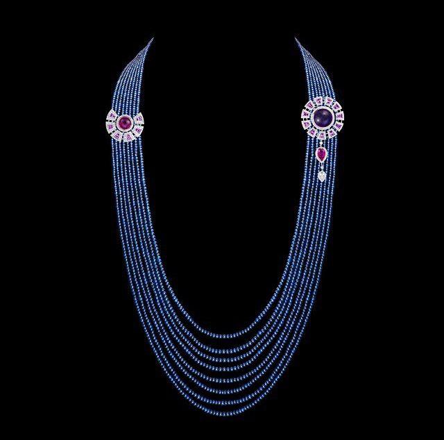 Theodora necklace by Gilan