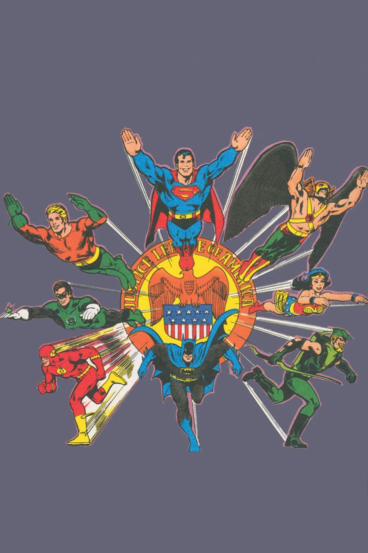 Justice League of America: Comics Art, Justice League Of America, Archives Book, Comics Book, Dc Comics, Super Friends, Super Heroes, America Comics, America Archives