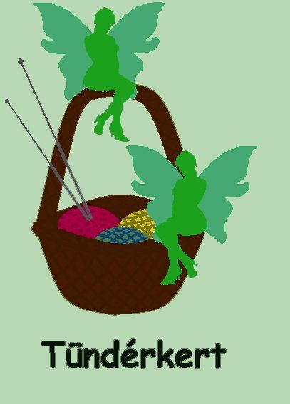 Tündérkert új logója
