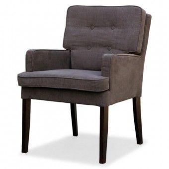 Eetkamerstoel Andrea - Eetkamerstoelen met armleuning - Eetkamerstoelen - Eetkamer meubelen   Zen Lifestyle