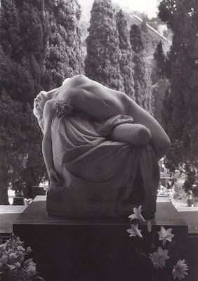 Monumental Cemetery of #Staglieno #sculpture This is so beautiful!