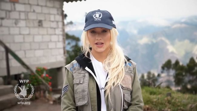 Yum! Brands World Hunger Relief PSA Featuring Christina Aguilera | 3BL Media