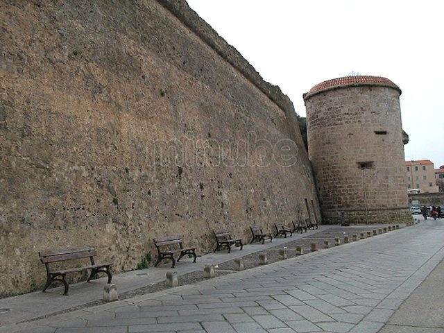 Alghero - torre di Sant'Elmo