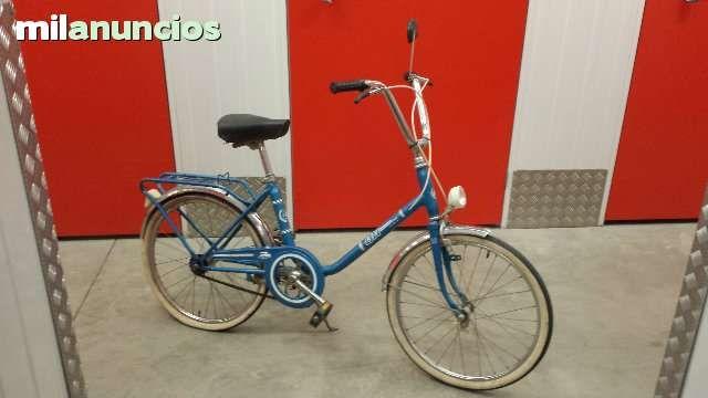 MIL ANUNCIOS.COM - Vintage. Compra venta de bicicletas: montaña, carretera, estáticas, trek, GT, de paseo, BMX, trial, vintage