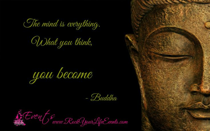 The mind is everything #FoodForThought #SoTrue