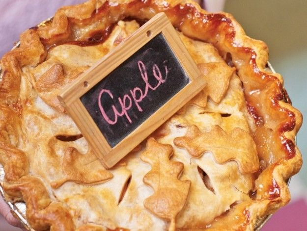 Attention to detail is a hallmark of the recipes found in The Hoosier Mama Book of Pie, and this apple pie is no exception. The filling is pure apple pleasure, macerated with sugar, lemon, and a bit of Chinese five spice, basted in its own syrup and baked in an all-butter crust.