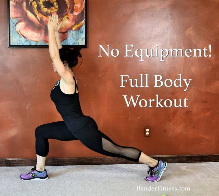 16 Minute HIIT: Great Full Body Workout No Equipment