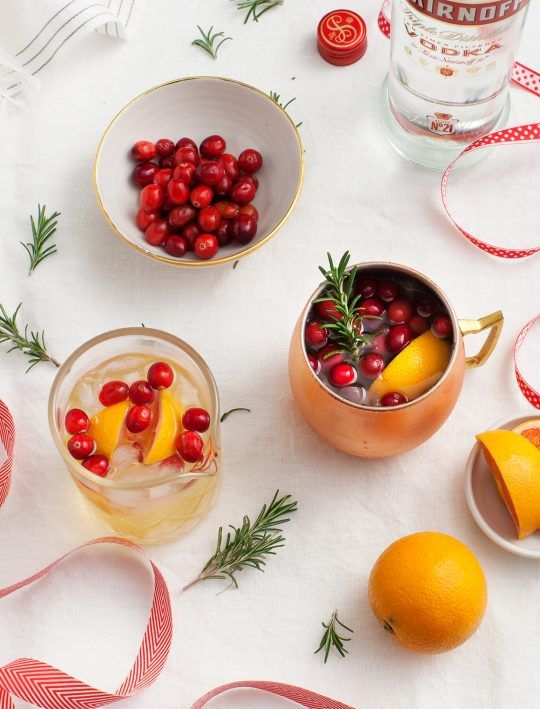 Winter Spiced Moscow Mule Recipe - Love and Lemons