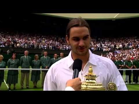 Roger Federer - Biography - the greatest tennis player of all time - YouTube