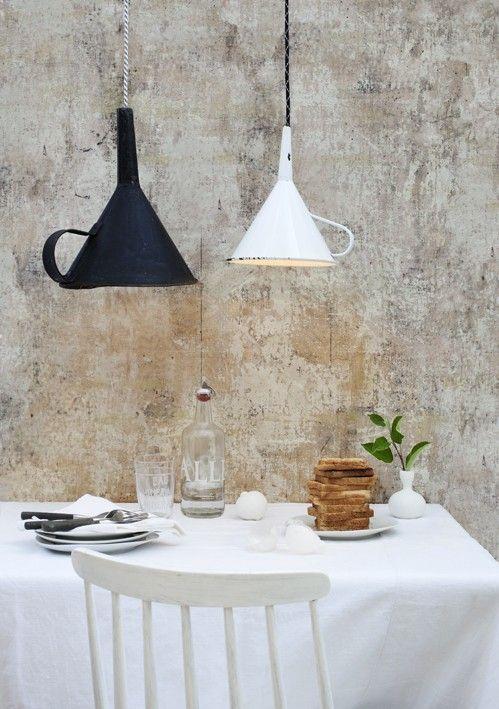 8 Kitchen Utensils as Light Fixtures: Remodelista