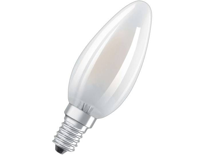 Osram Led Kerzenlampe E14 B35 4w 2 700k In 2020 Light Bulb Home Decor Decor