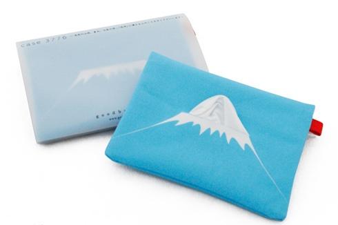 Pull out a tissue to see Mt. Fuji. case 3776 - Matomeno