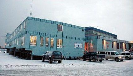 Hotel and a Mexican Restaurant in Point Barrow Alaska
