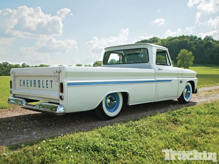 363 best Classic Chevy Trucks images on Pinterest | Chevrolet trucks ...