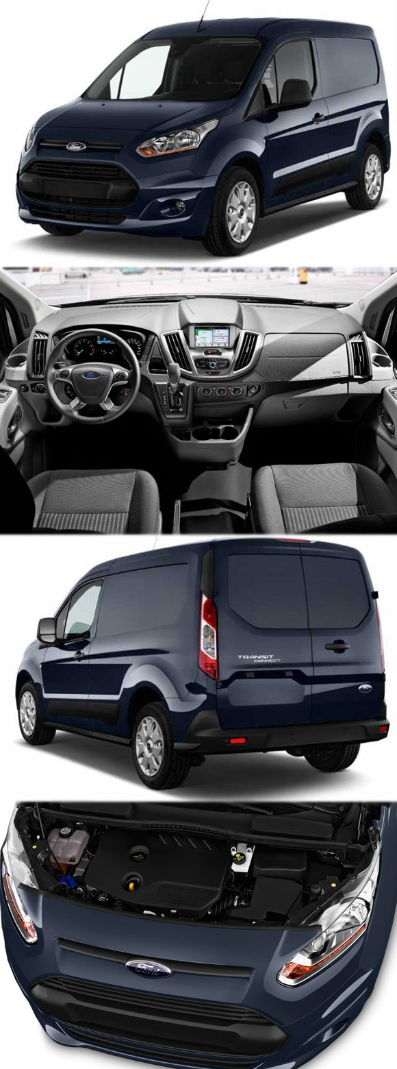 The 2016 ford transit connect is an everyday van get more details at http