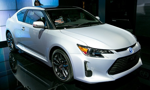 2014 Scion tC Starts at $19,965. Get all the info at @Cars.com