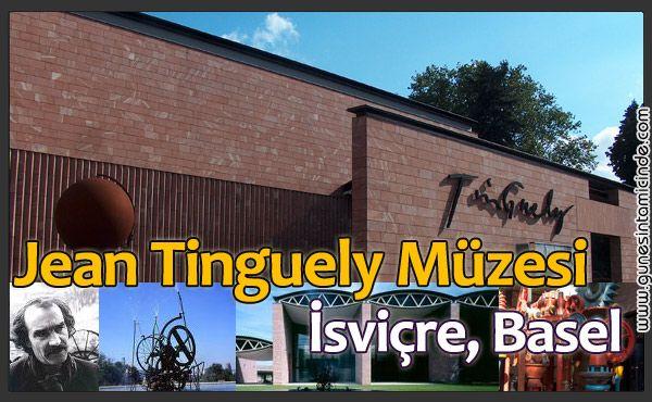 İsviçre Basel'de bulunduğum günlerde, kentin en büyük ve en etkileyicisi müzesi olan Museum Jean Tinguely'de gördüğümüz kinetik-sanat kategorisindeki eserler olağanüstü...