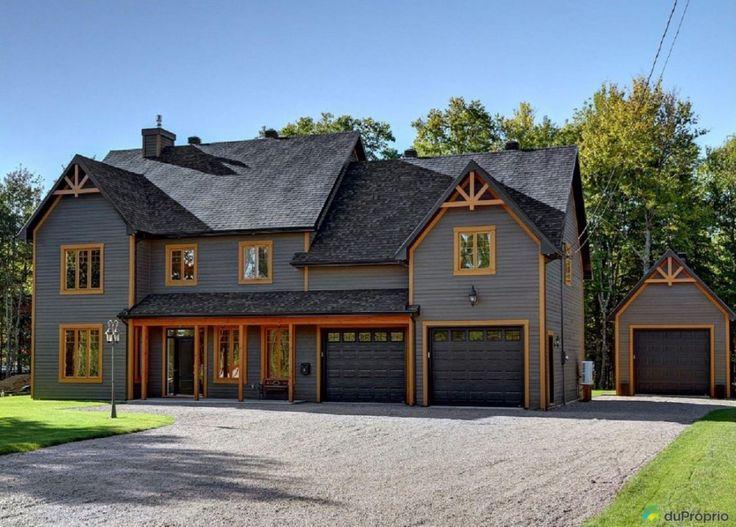 33 best Bienvenue à la maison images on Pinterest | Cottages, Real ...