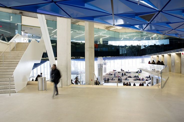 Ryerson University Student Learning Centre - Picture gallery