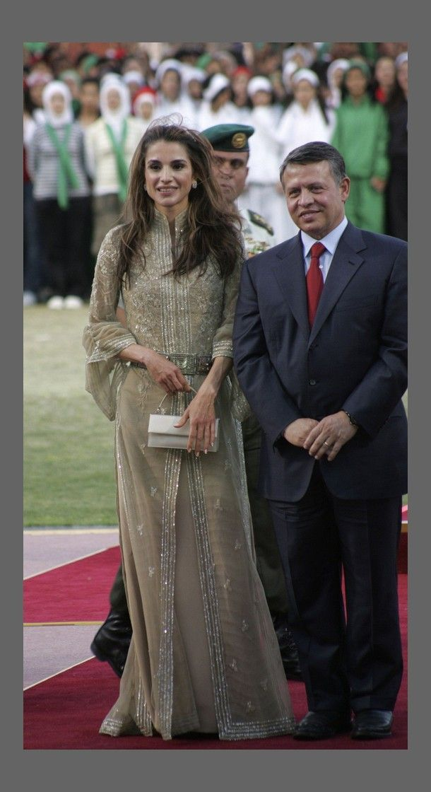Queen Rania fashion