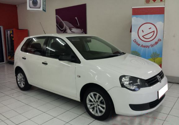 Avian Wheels » Volkswagen Polo Vivo 2012
