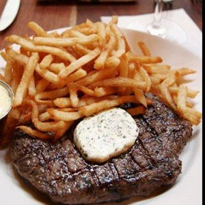 Steak Frites, Balthazar New York just reminds me how good tis place is.....