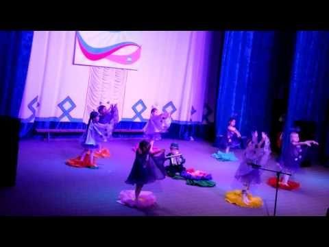 танец бабочек детский сад10 - YouTube