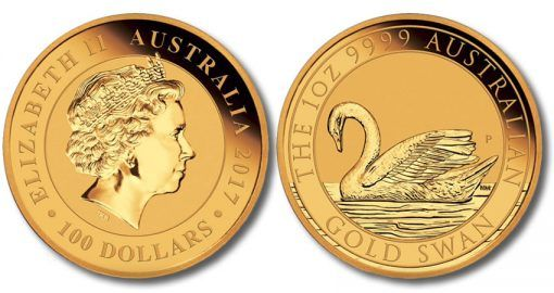 Perth Mint Introduces Australian 1oz Gold Swan Bullion Coin