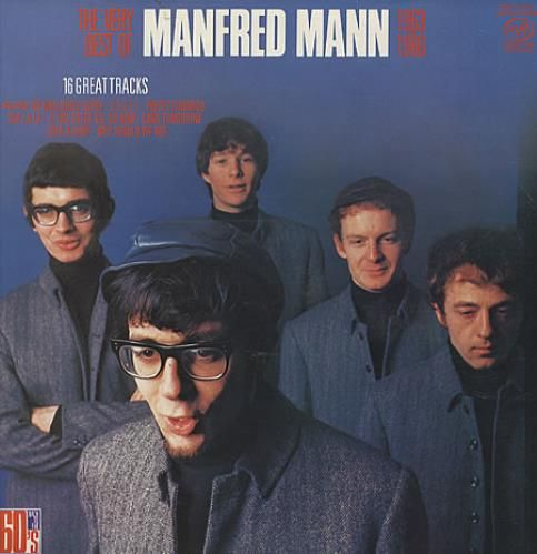 Manfred Mann Albums Manfred Mann The Very Best Of
