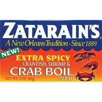 Like your crawfish, shrimp and crab to have a little more spice? Try our extra spicy boil in a bag. We add more cayenne to the mix to give it an extra kick you'll love. #spice #crawfish #jazzitup