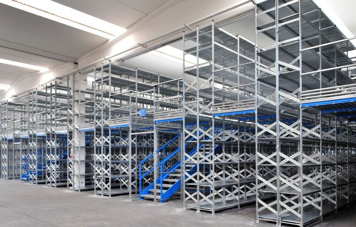 Metalsistem Multi-tiers maximise warehouse space using less floor space whilst providing efficient space.  Call for a free consultation. 1300 782 313 www.metalsistemaustralia.com