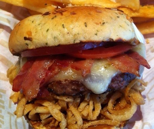 How to Cook Red Robin A1 Peppercorn Burger - Snapguide Recipe