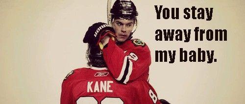 Johnny + Kaner= Best Bromance