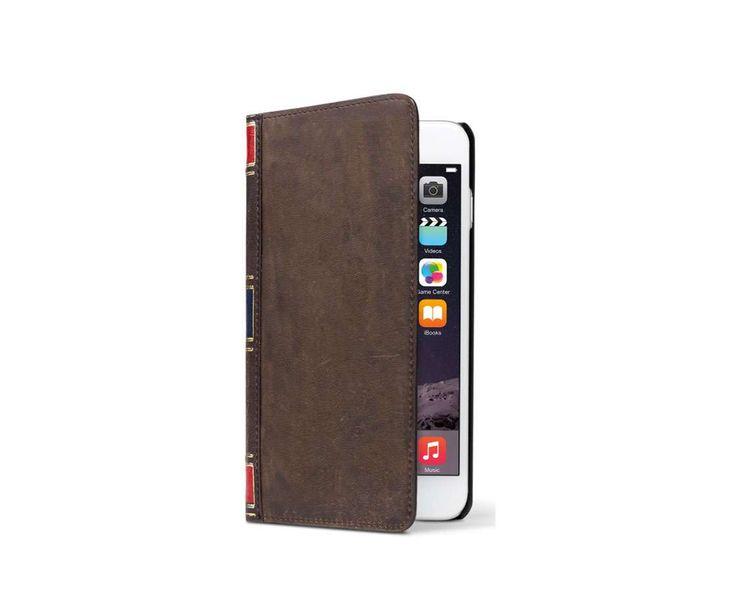 Twelve South BookBook iPhone 6 - Brun | Macforum