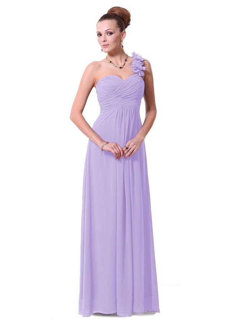 nice Красивые фиолетовые платья (50 фото) — Самые выигрышные сочетания