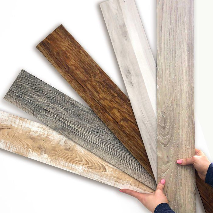 5 X 34 Peel And Stick Vinyl Wall Paneling Vinyl Wall Panels Wall Planks Wall Paneling