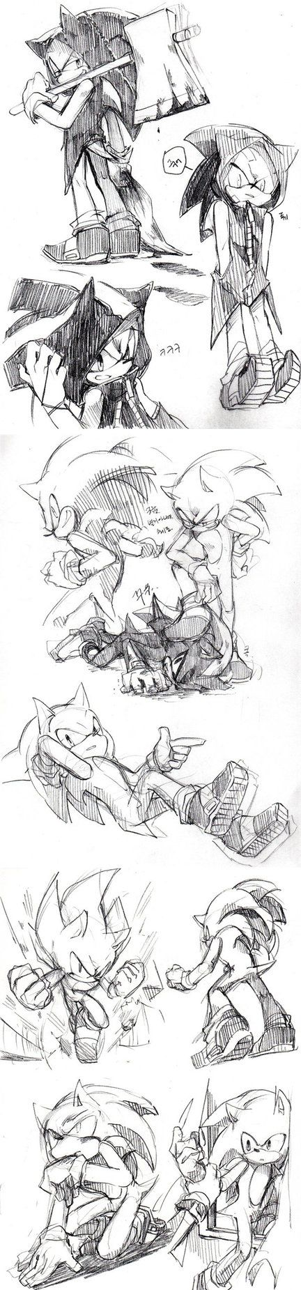 Doodle by Lenmeu