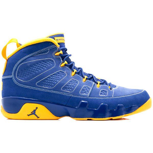 cd87acba7f4ac0 ... Air Jordan IX (9) Calvin Bailey ❤ liked on Polyvore ...