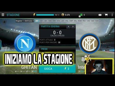 FIFA MOBILE ITA 3°: Iniziamo la Stagione