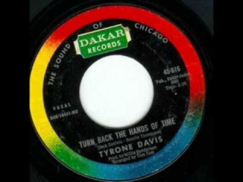 Tyrone Davis (May 4, 1938 -- February 9, 2005) was a leading American soul singer with a distinctive style, recording a long list of hit records over a period of more than 30 years.  This single reached #3 on the pop charts and #1 on the soul charts in 1970.