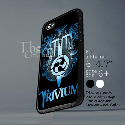 trivium heavy metal logo Iphone 6 note for  6 Plus