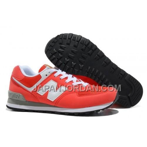 http://www.japanjordan.com/new-balance-574-mens-white-red-shoes.html NEW BALANCE 574 MENS 白 赤 SHOES 割引販売 Only ¥7,598 , Free Shipping!