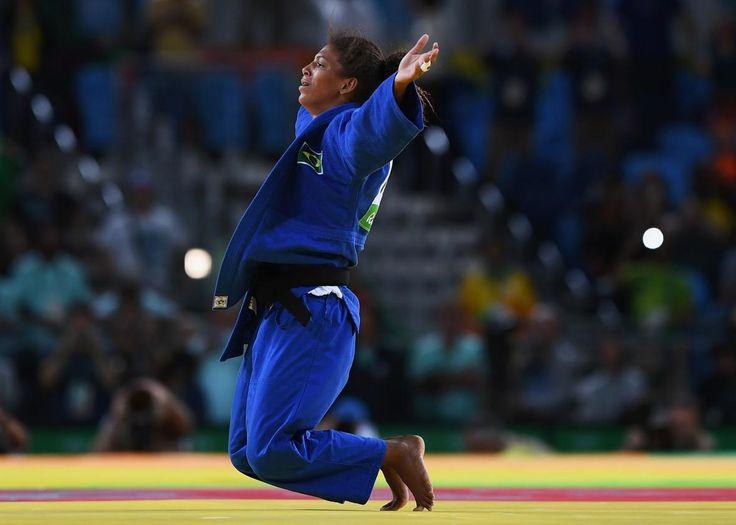 Judo, Womens -57kg - Rafaela Silva, Brasil - Rio Olympics 2016