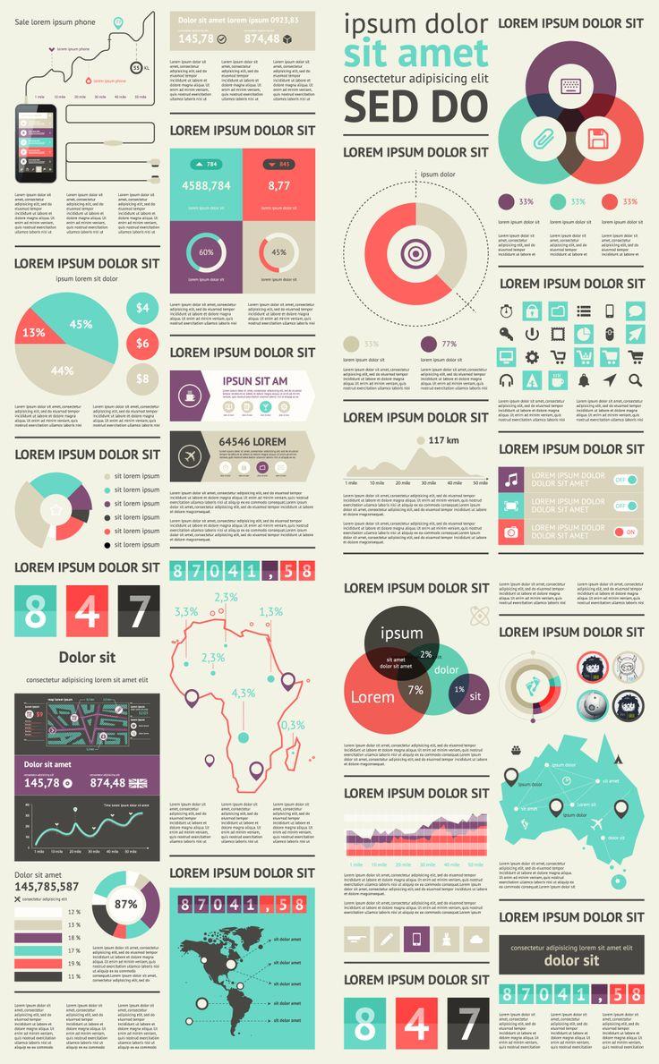 #Freebies #Vector #Infographic Elements