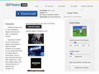 Program do obróbki zdjęć http://gifmaker.me/