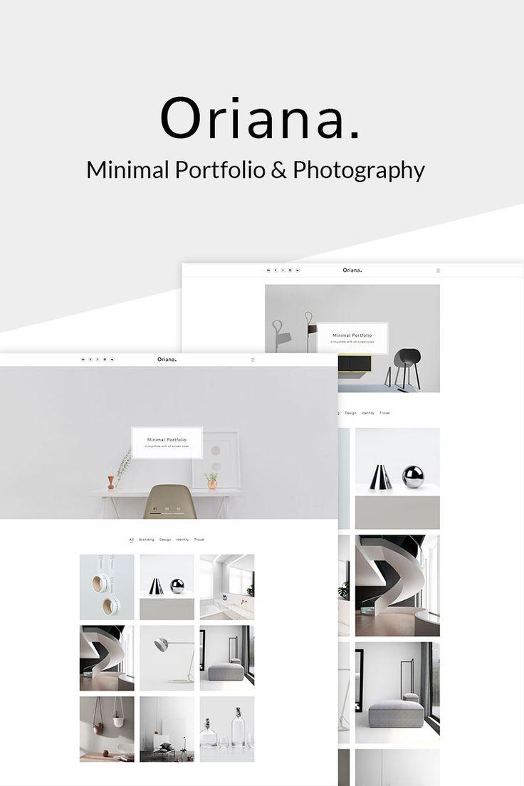 Oriana - Minimal Portfolio & Photography WordPress Theme Big Screenshot - https://www.templatemonster.com/wordpress-themes/oriana-minimal-portfolio-photography-wordpress-theme-67636.html  #wordpress #wordpresstheme