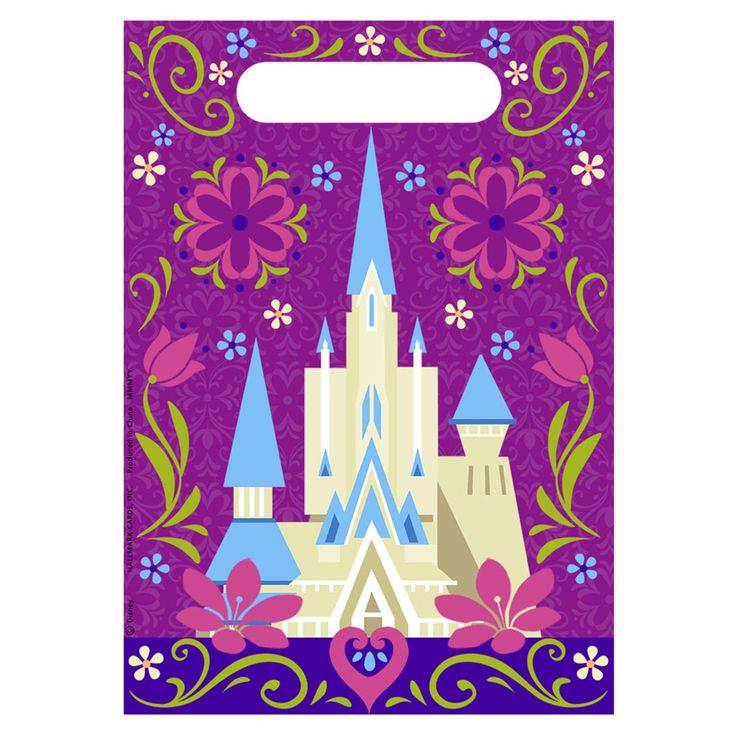 Disney Frozen - Treat Bags, 94466