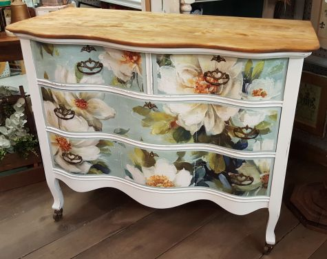 my Victorian dresser