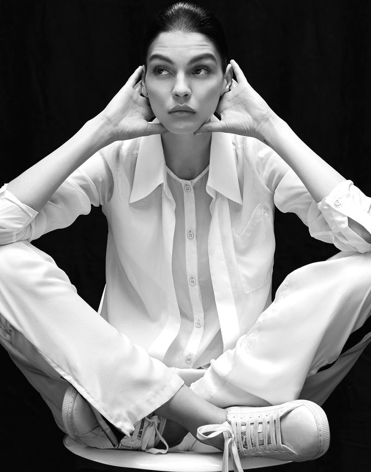 kate bogucharskaia by manolo campion for neue journal!